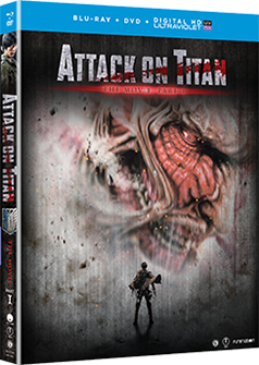 Attack on Titan The Movie: Part 1