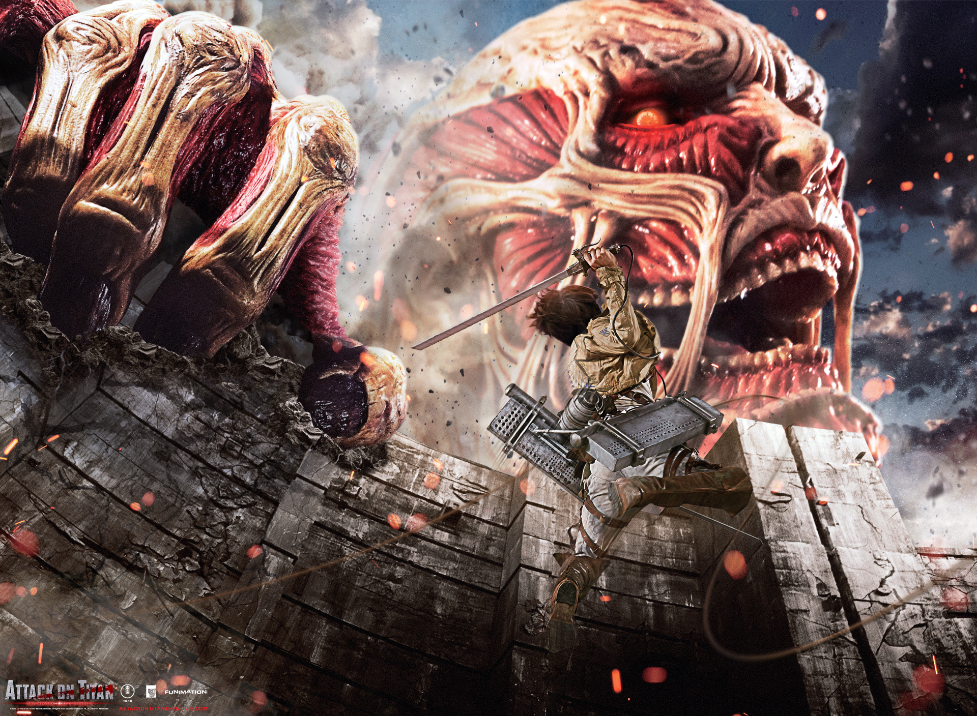 Extras Of Attack On Titan The Movie The Official Site